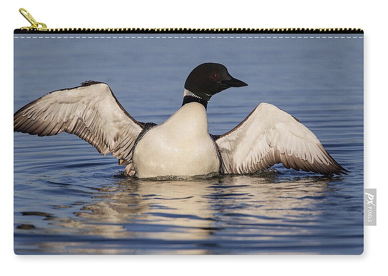 Doug Lloyd Carry-all Pouch featuring the photograph Lean To The Left by Doug Lloyd
