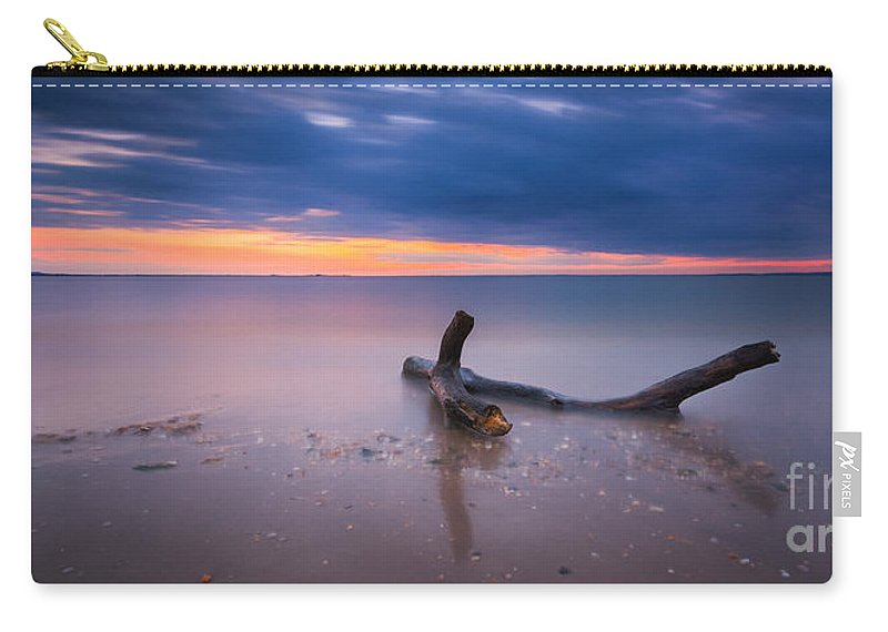 Life Of A Drifter Carry-all Pouch featuring the photograph Life Of A Drifter 16x7 Crop by Michael Ver Sprill