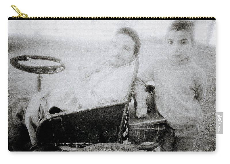Love Carry-all Pouch featuring the photograph Life by Shaun Higson