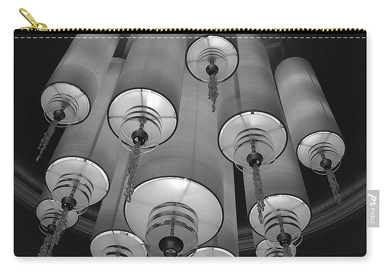 Light Carry-all Pouch featuring the photograph Light Fantastic by Mark David Gerson