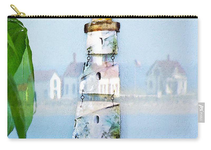 Sea Carry-all Pouch featuring the photograph Living By The Sea - Pacific Ocean by Marie Jamieson