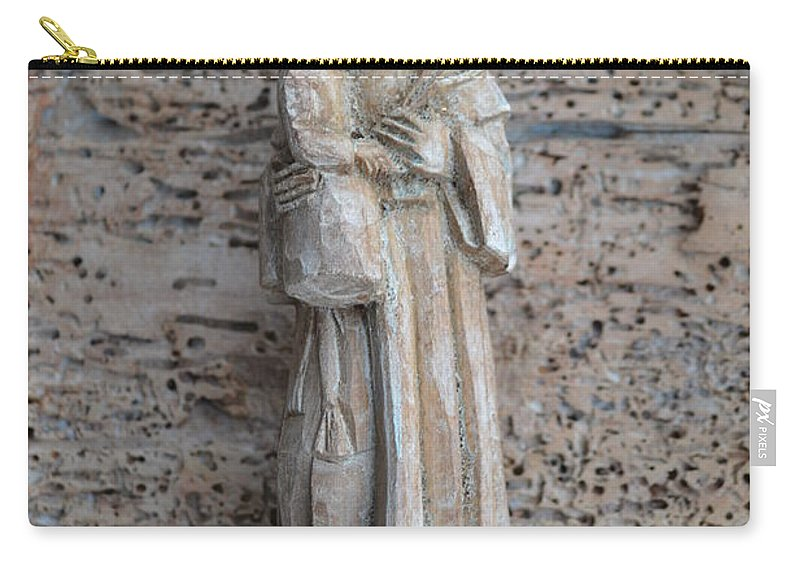 You Carry-all Pouch featuring the photograph Looks Like It S You And Me by Brian Boyle