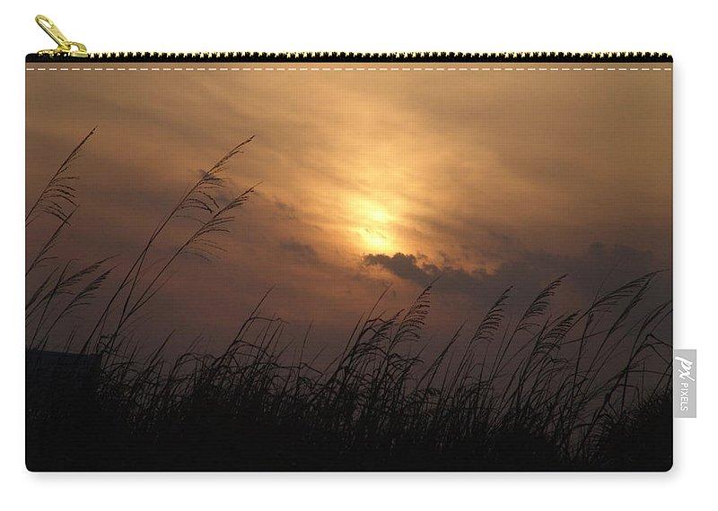 Lisa Lambert Carry-all Pouch featuring the photograph Love by Lj Lambert