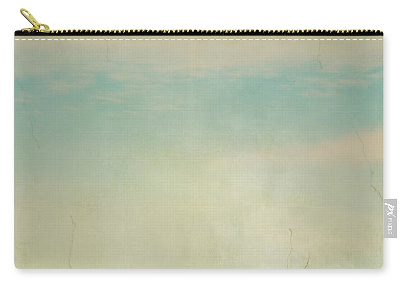 Landscapes Carry-all Pouch featuring the photograph Love Your Own Company by Laurie Search