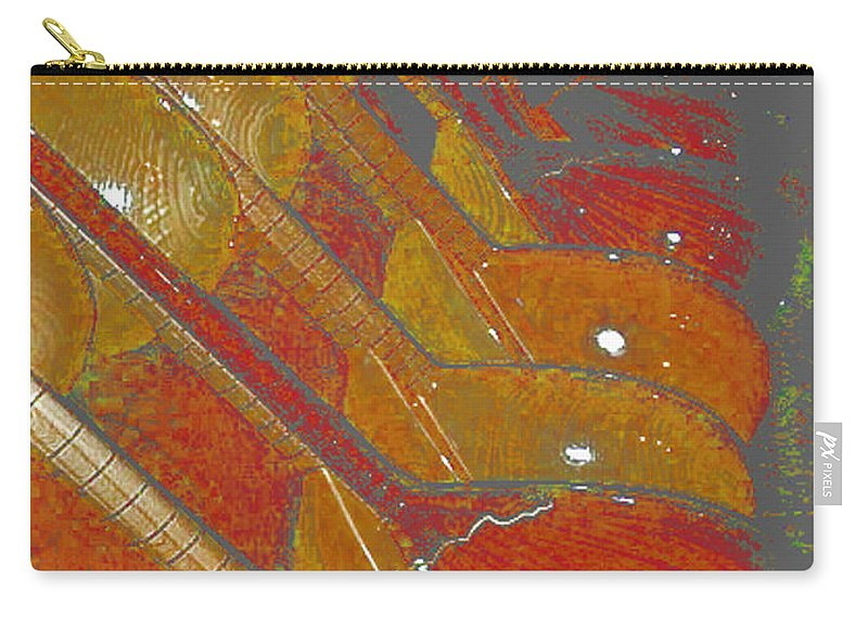 Lutherie Carry-all Pouch featuring the photograph Lutherie by Luc Van de Steeg