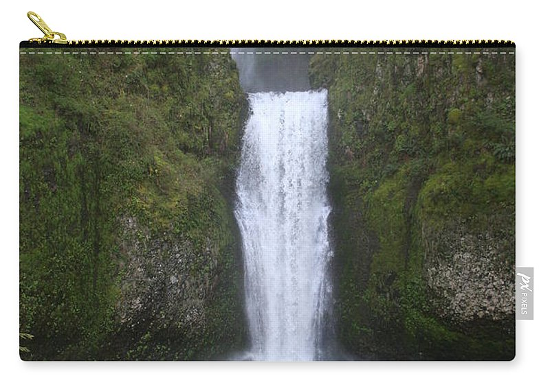 Peaceful Carry-all Pouch featuring the photograph Magical Place by Quin Sweetman