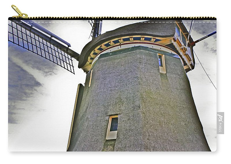 Travel Carry-all Pouch featuring the photograph Making Energy Dutch Style by Elvis Vaughn
