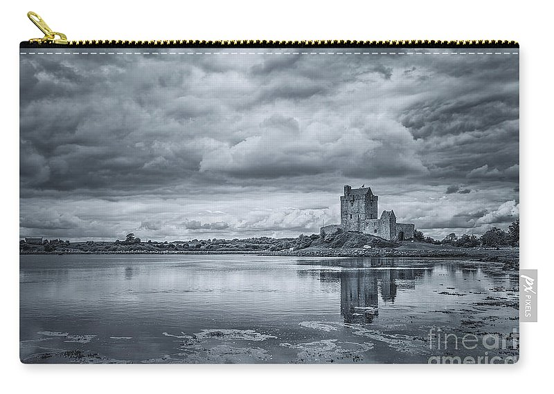 Dunguaire Carry-all Pouch featuring the photograph Many Rains Ago by Evelina Kremsdorf