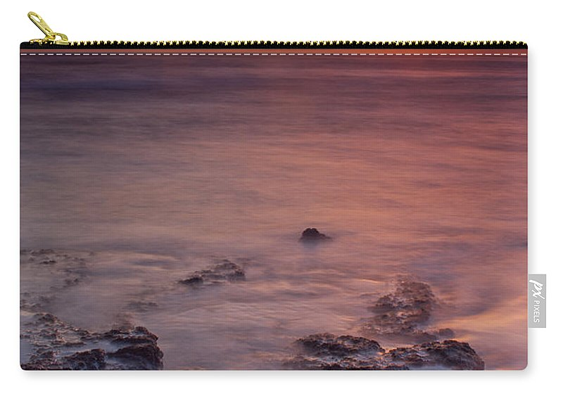 Seascape Carry-all Pouch featuring the photograph Marbella by Guido Montanes Castillo