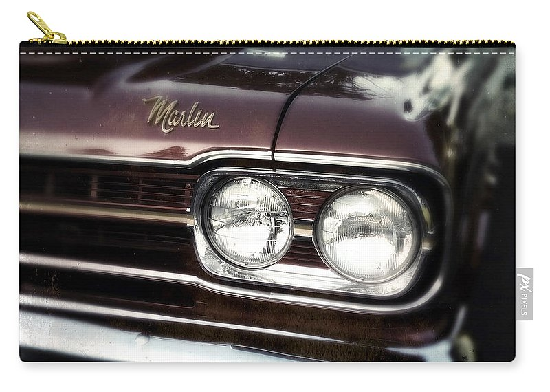 Classic Carry-all Pouch featuring the photograph Marlin by Tim Nyberg