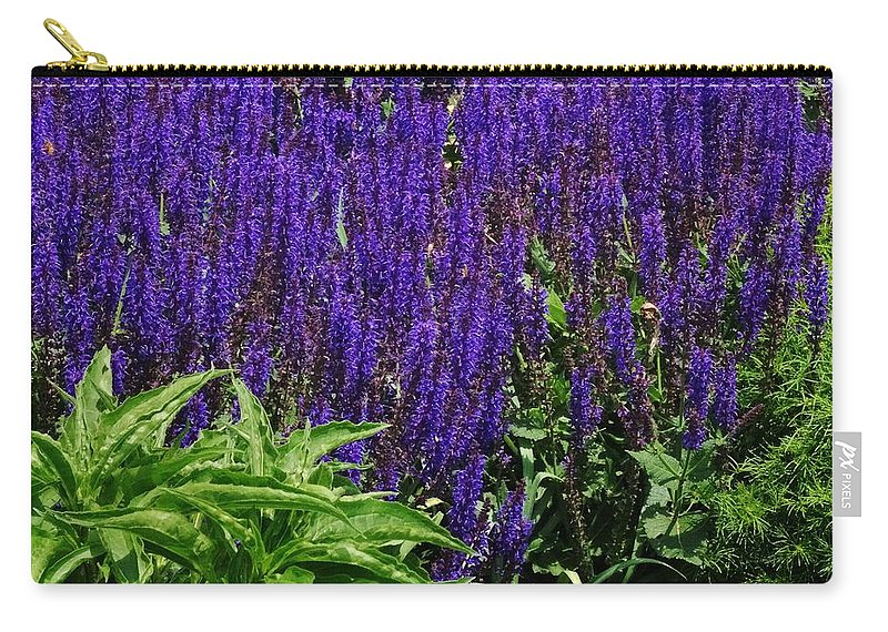 May Night Carry-all Pouch featuring the photograph May Night by Scenic Sights By Tara