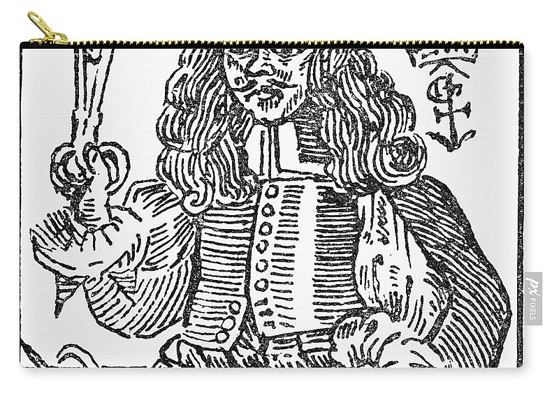 1600 Carry-all Pouch featuring the photograph Medicine: Charlatan, C1600 by Granger