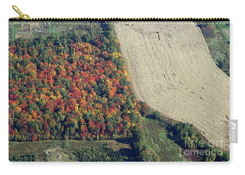 Fall Carry-all Pouch featuring the photograph Milk And Fruity Pebbles by Kenny Glotfelty