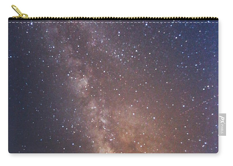 Majestic Carry-all Pouch featuring the photograph Milky Way by Luca Libralato Photography