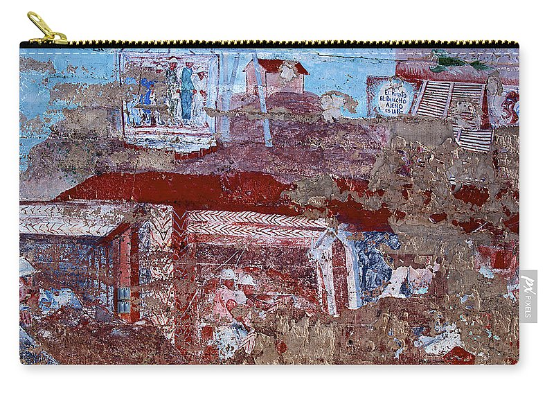 Art. Wall Carry-all Pouch featuring the photograph Miner Wall Art 2 by Phyllis Denton