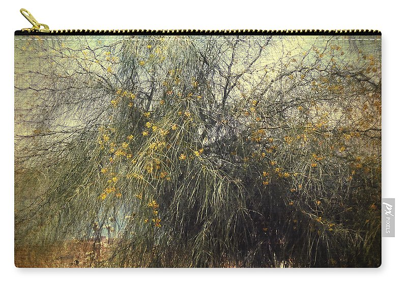 Tree Carry-all Pouch featuring the photograph Mirage by Zapista Zapista