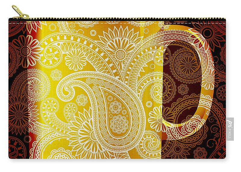 Mm Carry-all Pouch featuring the mixed media Mm Mm Good 1 by Angelina Vick