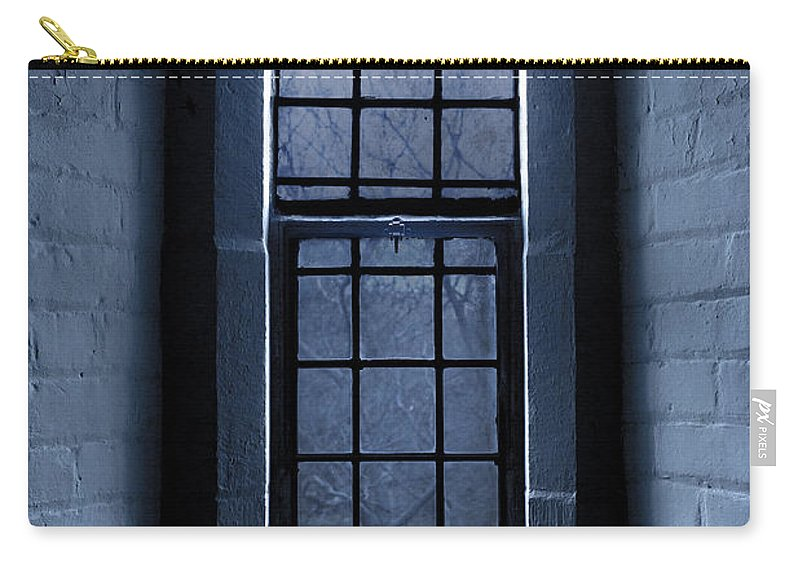 Window Carry-all Pouch featuring the photograph Moonlight by Dale Kincaid