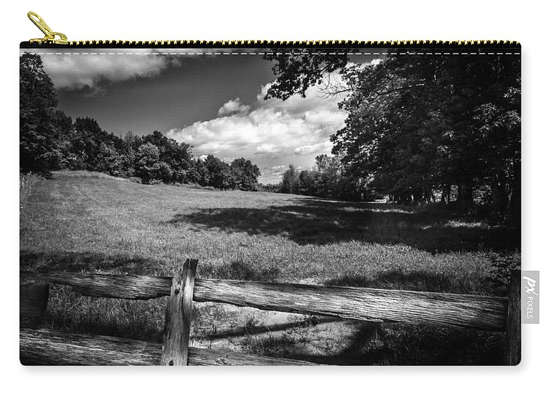Orsillo Carry-all Pouch featuring the photograph Mountain Field by Bob Orsillo