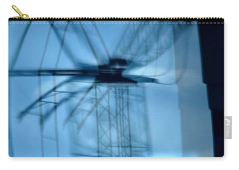 Bank Carry-all Pouch featuring the photograph Nashville Dragonfly by Joseph Yarbrough