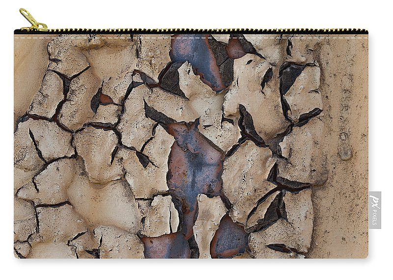 Abstract Carry-all Pouch featuring the photograph Natures Design by Fran Riley
