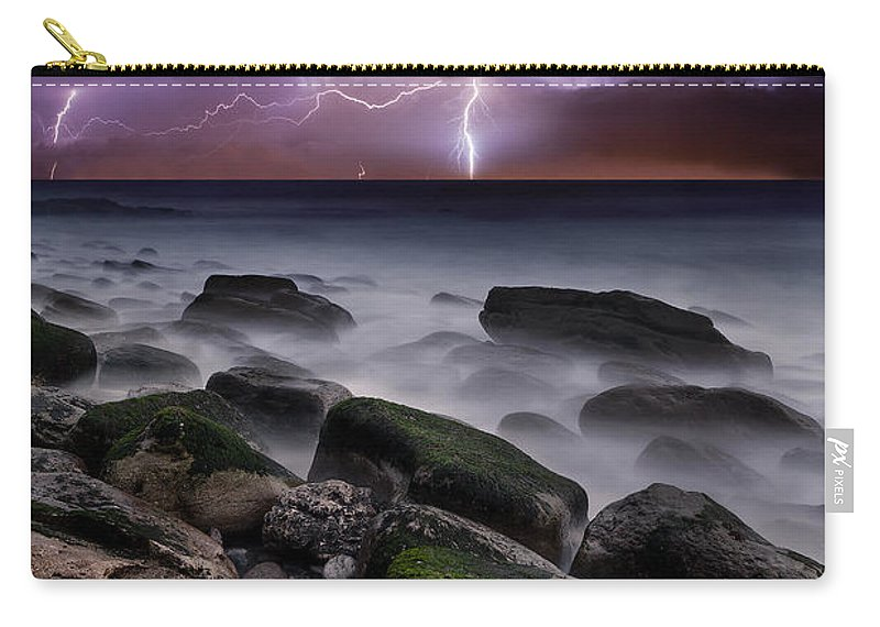 Landscape Carry-all Pouch featuring the photograph Nature's Splendor by Jorge Maia