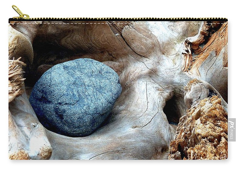 Abstract Carry-all Pouch featuring the photograph Nestle by Lauren Leigh Hunter Fine Art Photography