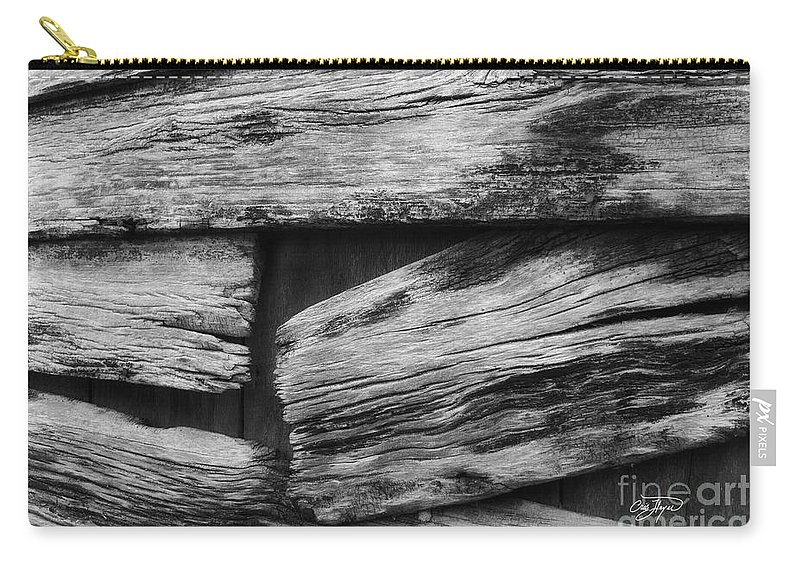 New Direction Carry-all Pouch featuring the photograph New Direction by Cris Hayes