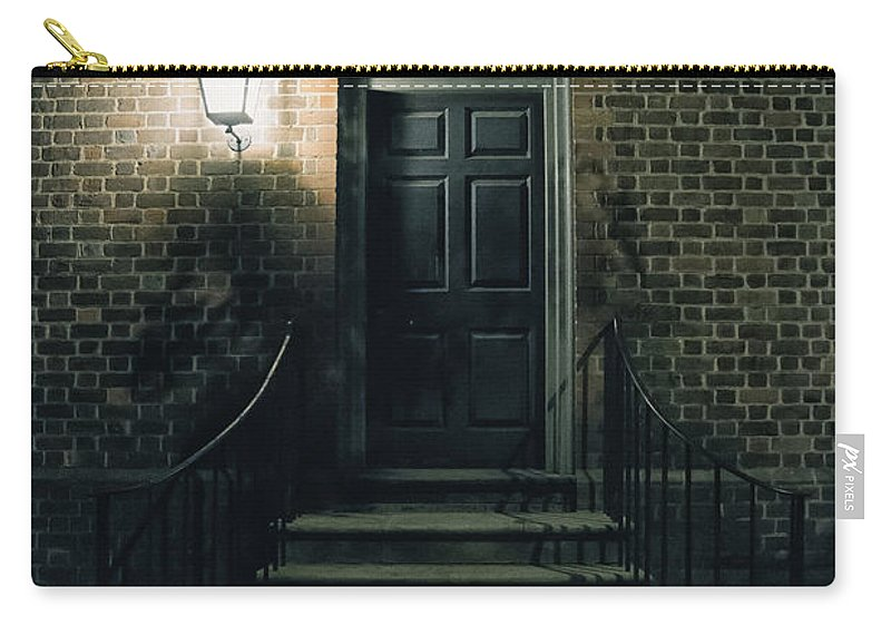 Home Carry-all Pouch featuring the photograph Night Light by Margie Hurwich