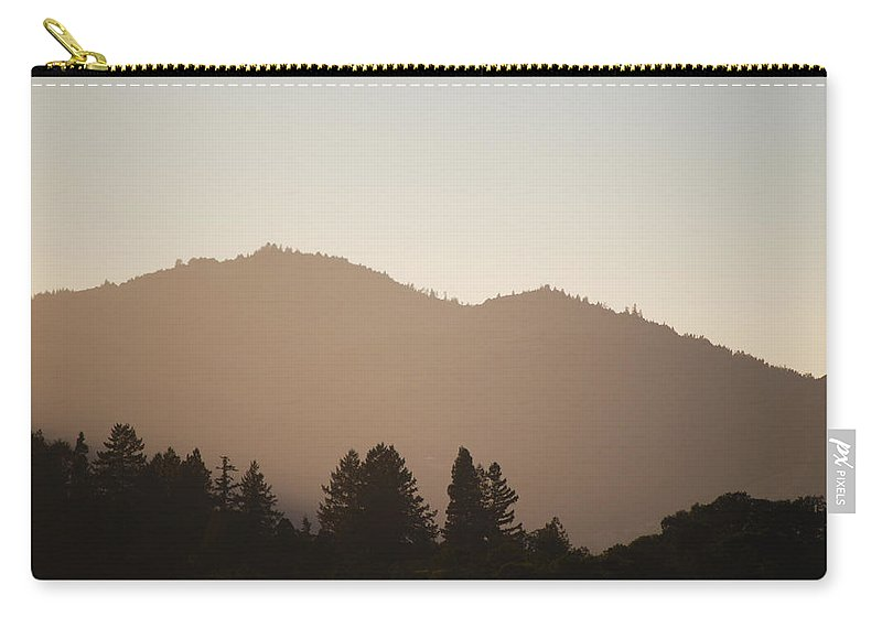 Becky Furgason Carry-all Pouch featuring the photograph #offthegrid by Becky Furgason