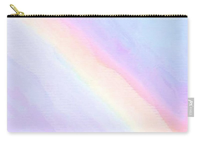 Rainbow Carry-all Pouch featuring the photograph Old Rainbow's Arch by T Byron K