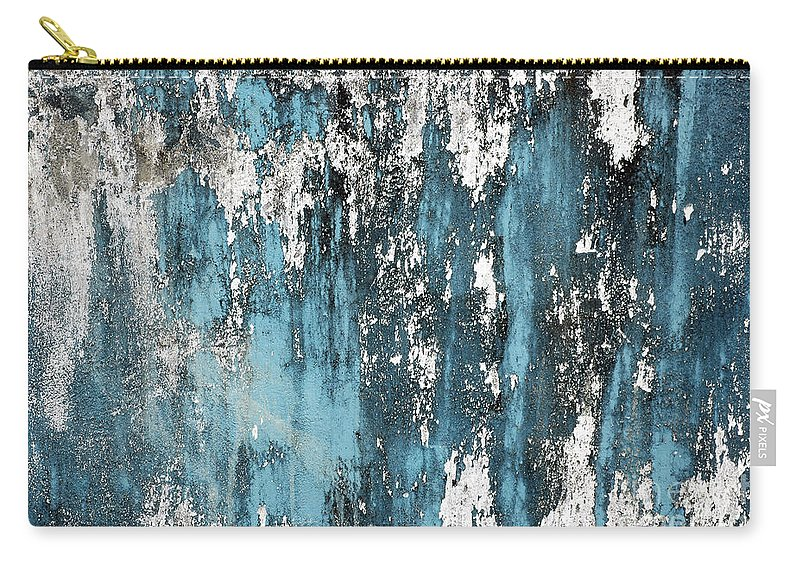 Old Carry-all Pouch featuring the photograph Old Wall by Antoni Halim