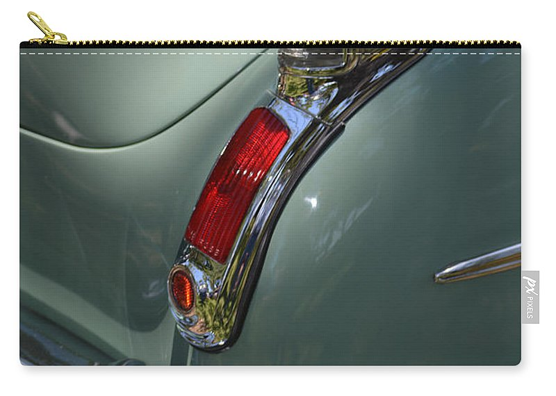 Olds Carry-all Pouch featuring the photograph Oldsmobile 88 by Gale Cochran-Smith