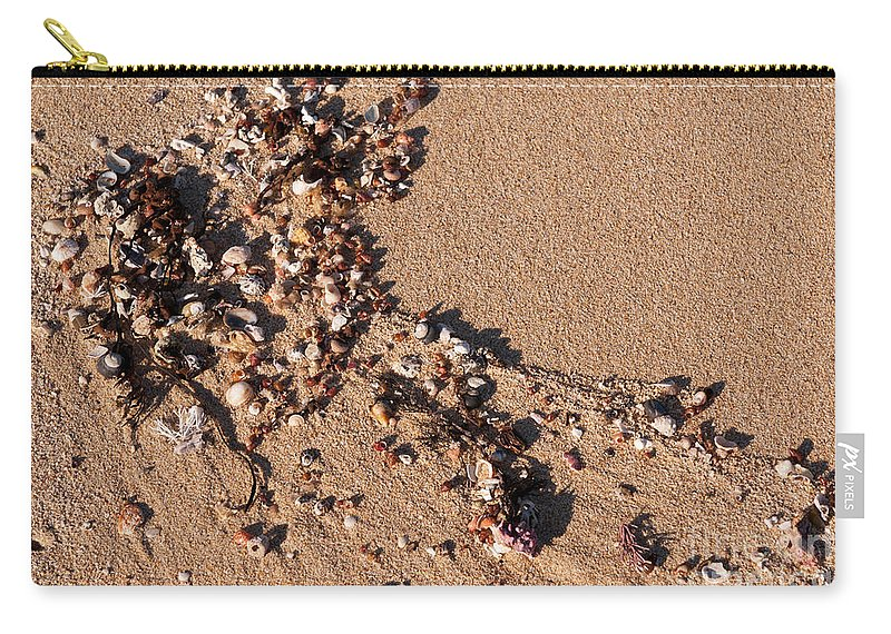 Australia Carry-all Pouch featuring the photograph On The Beach 01 by Rick Piper Photography