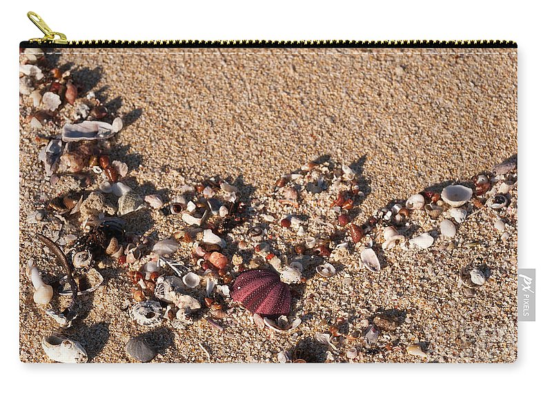 Australia Carry-all Pouch featuring the photograph On The Beach 02 by Rick Piper Photography