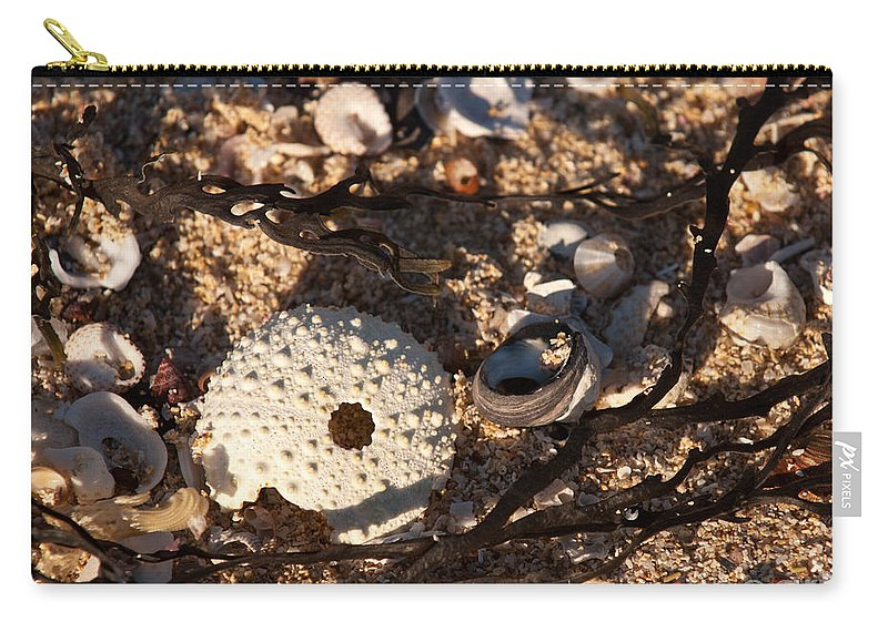 Australia Carry-all Pouch featuring the photograph On The Beach 05 by Rick Piper Photography