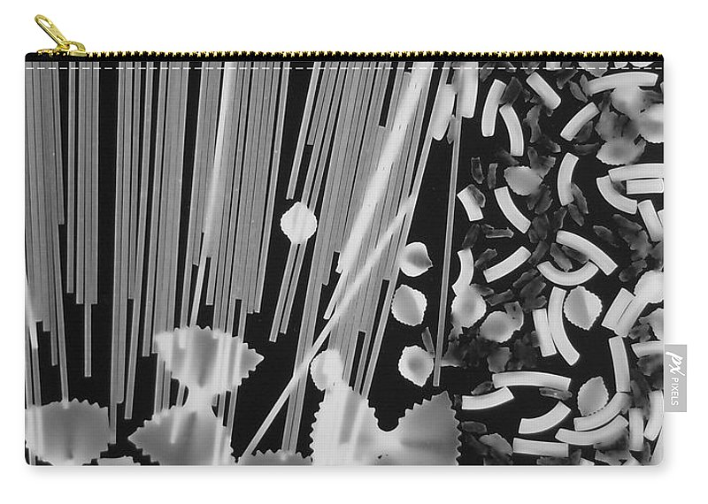 Pasta Carry-all Pouch featuring the photograph Oodles Of Noodels #4 by Robert ONeil