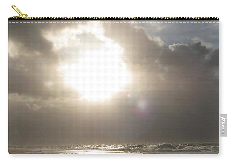 Opening Carry-all Pouch featuring the photograph Opening 2 by Heidi Sieber