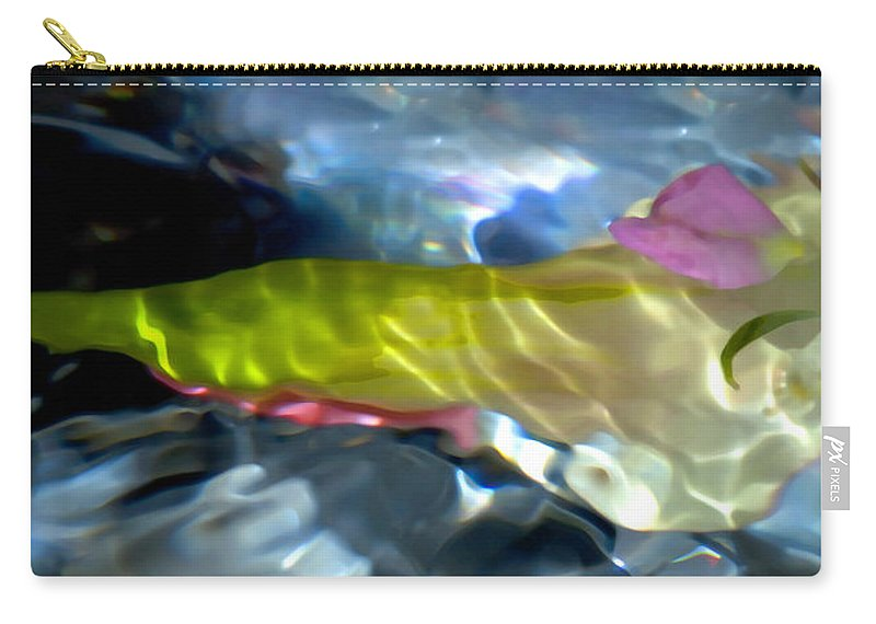 Calla Lily Carry-all Pouch featuring the photograph Ophelia by Theresa Tahara