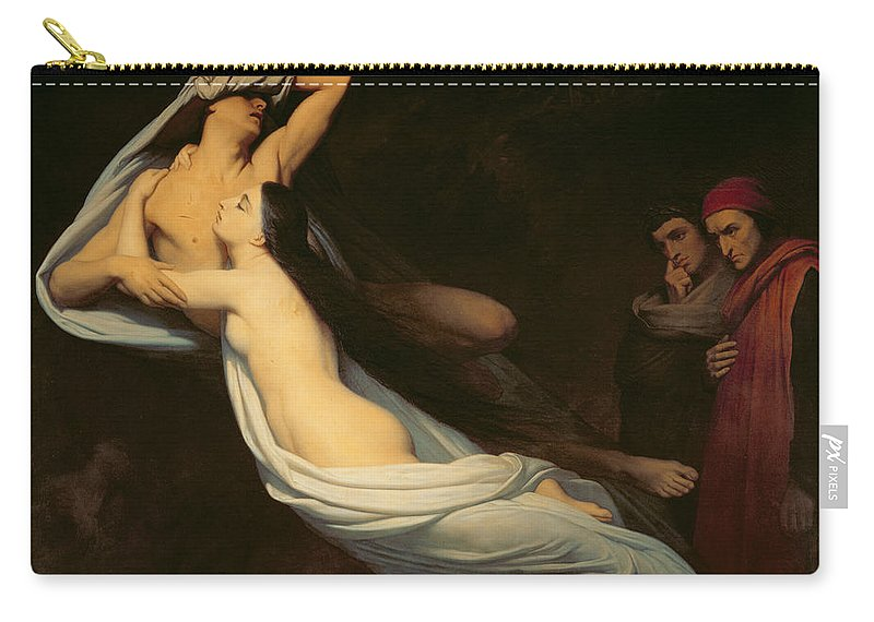 Baby Carry-all Pouch featuring the painting P.125-1950.pt48 Infant Sorrow Plate 48 by William Blake
