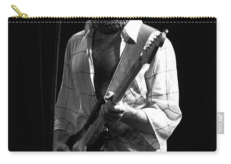 Paul Rodgers Carry-all Pouch featuring the photograph Bad Company's Vocalist Extraordinaire by Ben Upham