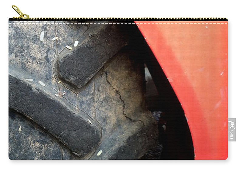 Carry-all Pouch featuring the photograph Pc 65 by Marlene Burns