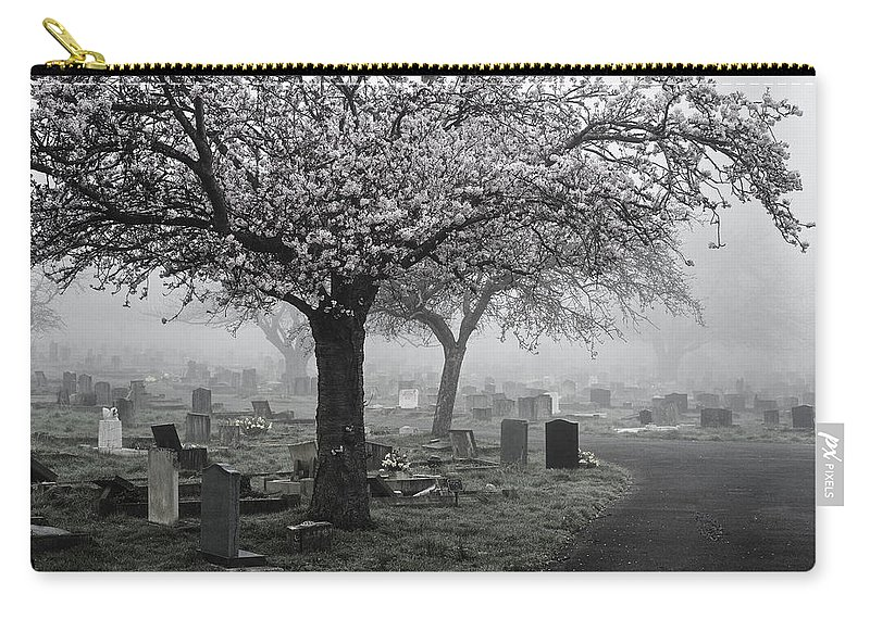 Uk Carry-all Pouch featuring the photograph Peace by Christopher Rees