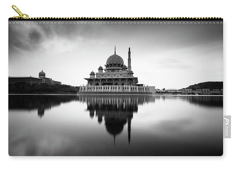 Tranquility Carry-all Pouch featuring the photograph Peace by I Shoot And I Share