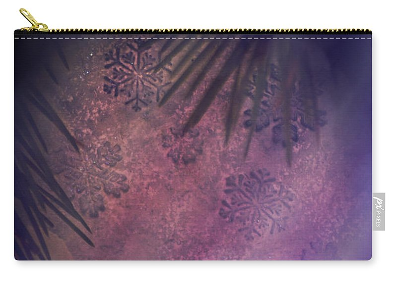 Peace Carry-all Pouch featuring the photograph Peace by Trish Tritz