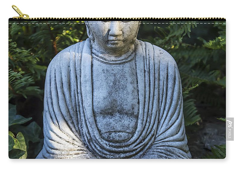 Peacefulness Carry-all Pouch featuring the photograph Peacefulness by Garry Gay