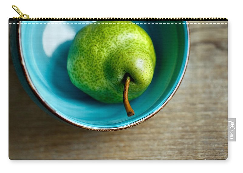 Pear Carry-all Pouch featuring the photograph Pears by Nailia Schwarz