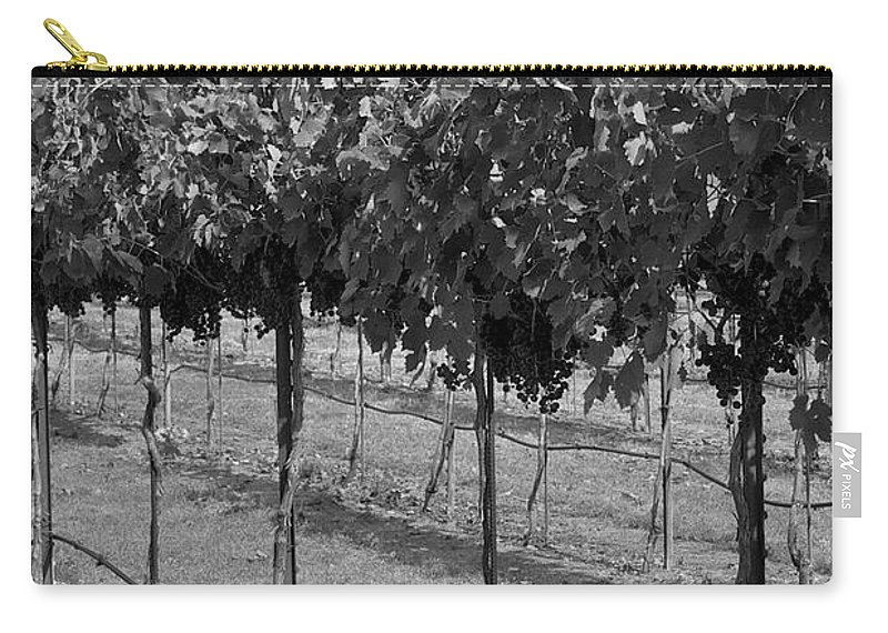 Perissos Winery Carry-all Pouch featuring the photograph Perissos Winery by Kristina Deane
