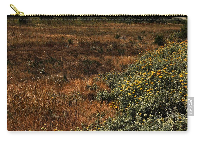 America Carry-all Pouch featuring the photograph Piedras Blancas Lighthouse by Judy Vincent