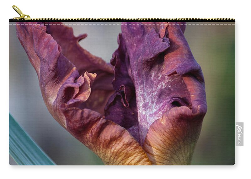 Landscapes Carry-all Pouch featuring the digital art Piz 777 by Steve Herndon